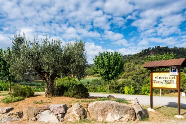 Hotel Pictures: Camping El Pasqualet, Caldes de Montbui