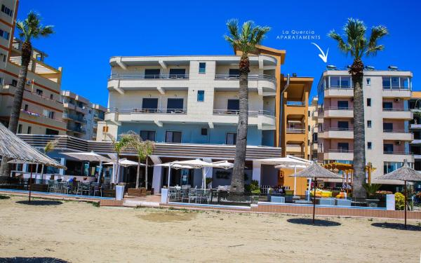 酒店图片: La Quercia Apartments, Durrës