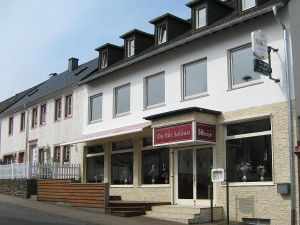 Hotelbilleder: Die alte Schleuse, Manderscheid