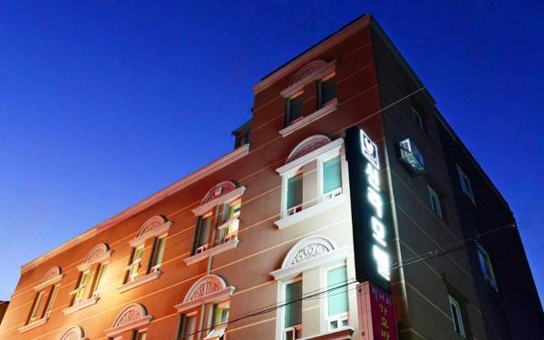Zdjęcia hotelu: Shilla Pension Motel, Inje