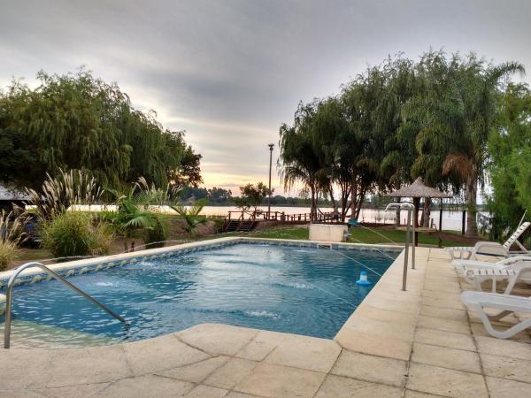 Hotel Pictures: Casas del Muelle, Federación