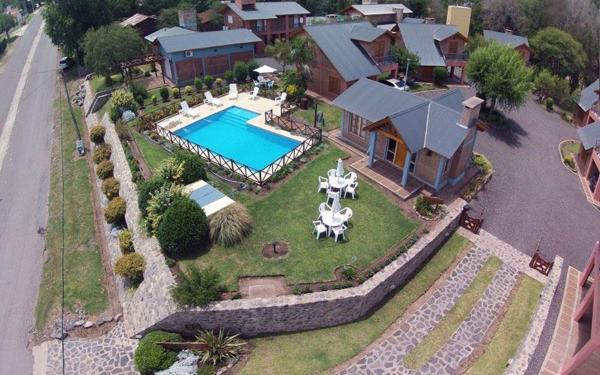 酒店图片: Cabanas Ruphay, Santa Rosa de Calamuchita
