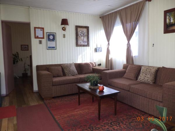 Hotelbilleder: Cabaña Maria Ines, Temuco