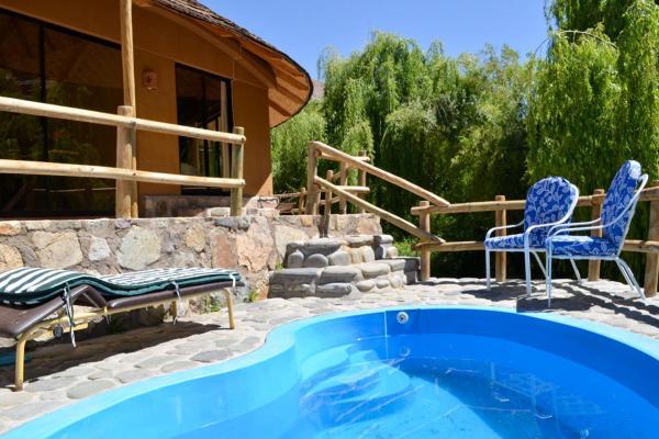 Фотографии отеля: Refugios La Frontera, Pisco Elqui