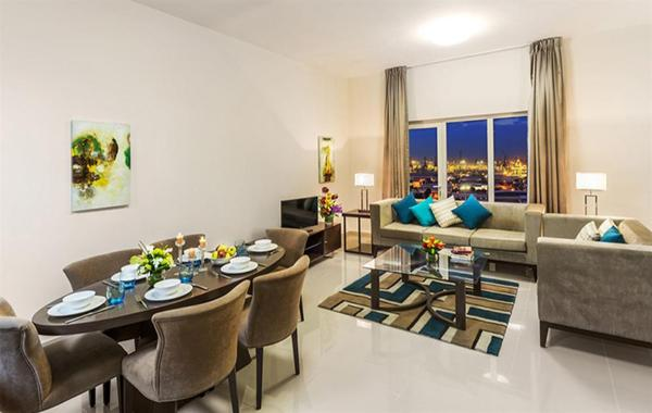 Zdjęcia hotelu: Two Bedroom Apartment - Sheikh Zayed Road, Dubai