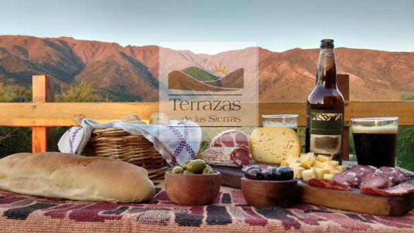 酒店图片: Cabañas Terrazas de las Sierras, Cortaderas