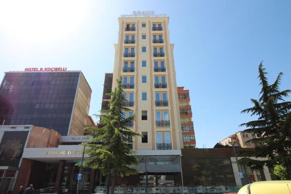 Hotellikuvia: Grand Hotel Palace Korca, Korçë