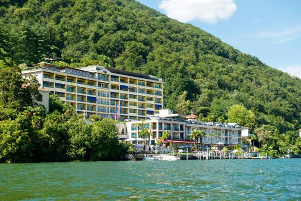 Hotel Pictures: Swiss Diamond Hotel Lugano, Morcote