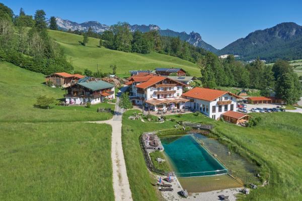 Hotel Pictures: Aktiv- und Wellnesshotel Reissenlehen, Bischofswiesen