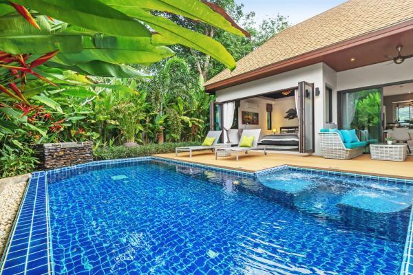 Φωτογραφίες: Inspire Villas By Favstay, Rawai Beach