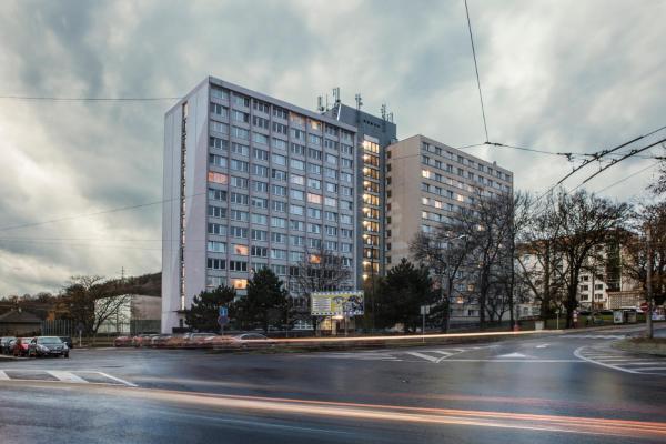 Hotel Pictures: Koleje UJEP, Ústí nad Labem