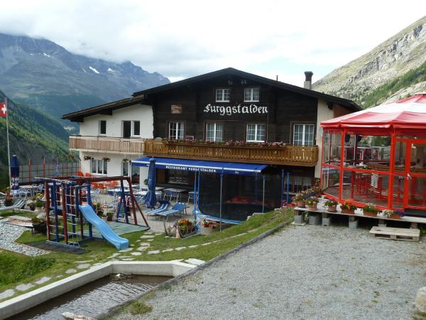 Hotel Pictures: Berghotel Furggstalden, Saas-Almagell