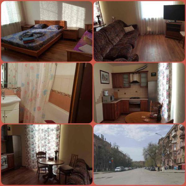 Fotos do Hotel: Apartment on Sovetskaya 28, Volgograd