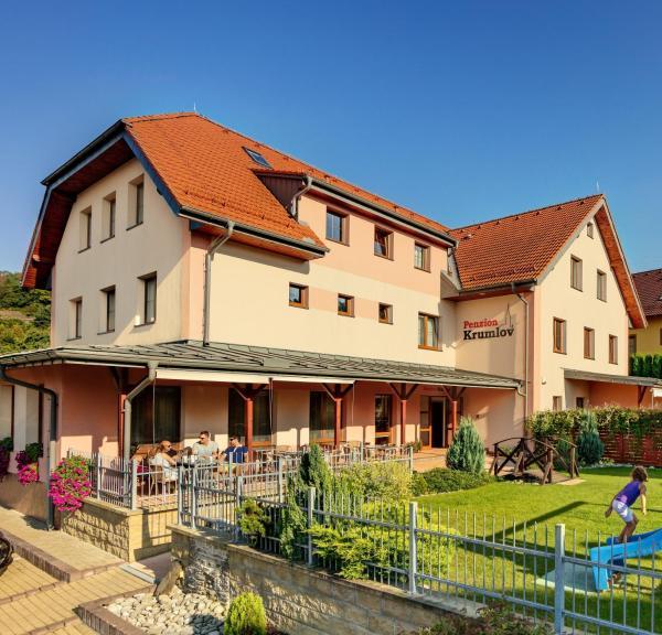 Fotografie hotelů: Penzion Krumlov - B&B Hotel, Český Krumlov