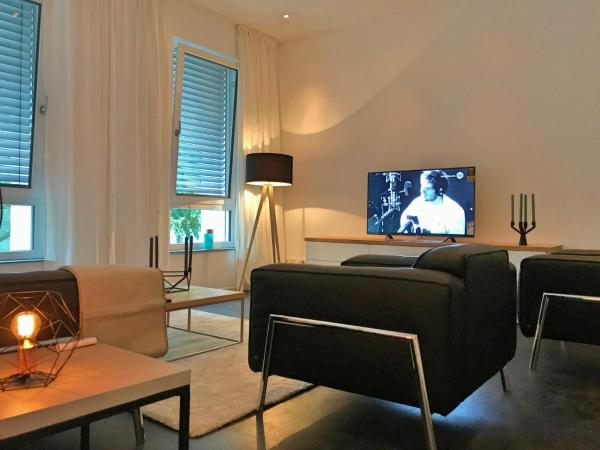 Hotel Pictures: The Apartment Central, Mainz