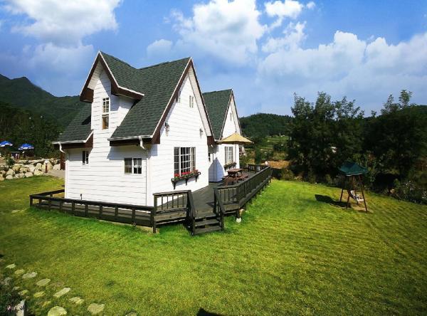 Zdjęcia hotelu: Seorak Garden Villa, Yangyang