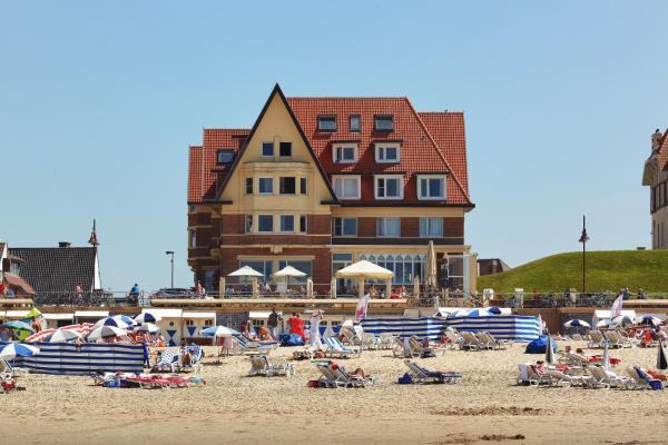 酒店图片: Beach Hotel - Auberge des Rois, 德哈恩
