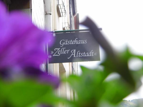 Hotel Pictures: Gästehaus Zeller Altstadt, Zell an der Mosel