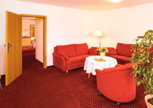 Hotelbilleder: Ferienwohnungen Kurhotel Eichinger, Bad Wörishofen