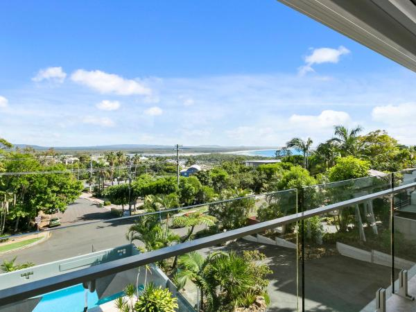 Fotos de l'hotel: Penthouse in Noosa with sweeping ocean views and minutes to Hastings St., Noosa Heads