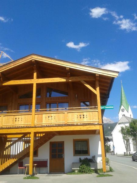 Hotellikuvia: Gertis Ferienwohnung, Hochfilzen