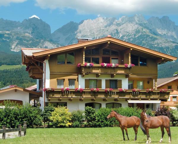 Photos de l'hôtel: Landhaus Horngacher, Ellmau