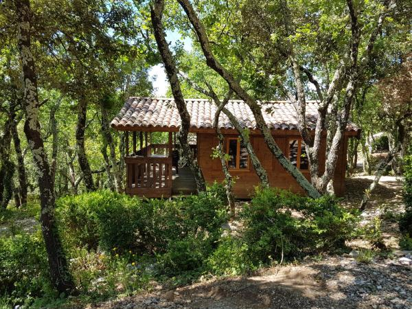Hotel Pictures: Camping Ibie, Lagorce