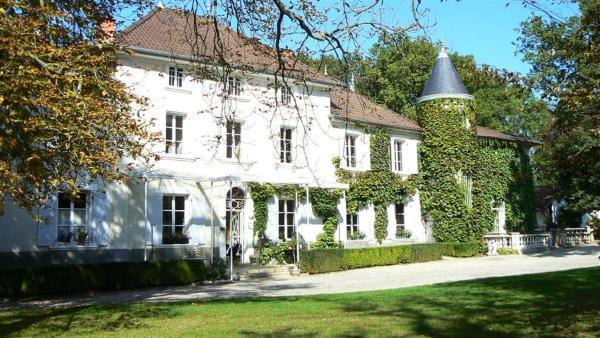 Hotel Pictures: Chateau des Ayes, Saint-Étienne-de-Saint-Geoirs