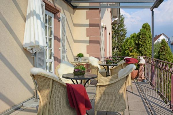 Hotelbilleder: Hotel garni Kaiserstuhl, Ihringen