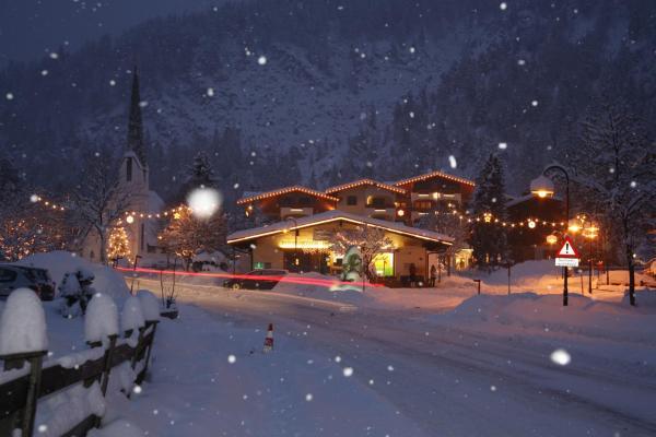 Fotos do Hotel: Vitalhotel Berghof, Erpfendorf