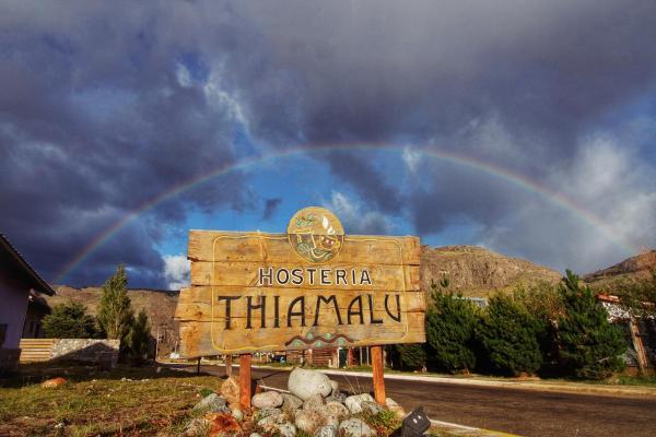 Fotografie hotelů: Hosteria Thiamalu, El Chalten