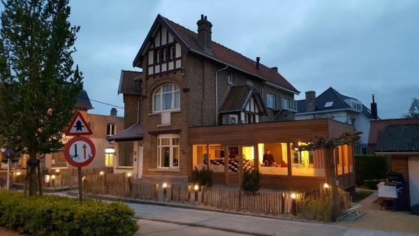 Fotografie hotelů: Hotel Belle Dune, Middelkerke