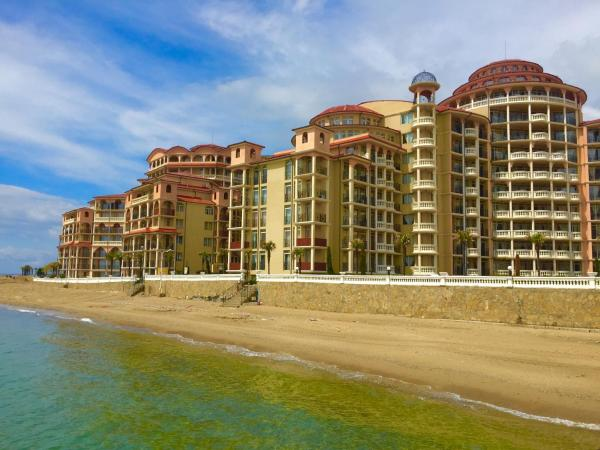 Fotografie hotelů: IK Apartments in Andalusia Beach, Elenite