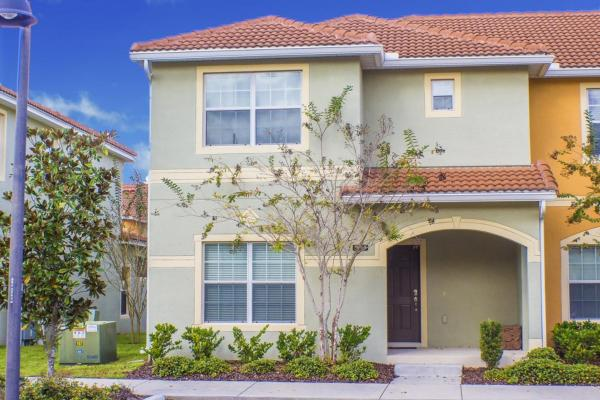 Hotel Pictures: Magical Paradise Palms Townhouse - Five Bedroom Home, Kissimmee
