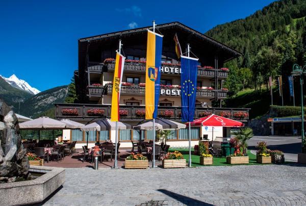 Фотографии отеля: Landhotel Post an der Talstation, Хайлигенблут