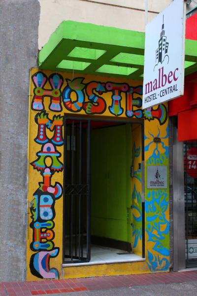 Zdjęcia hotelu: Malbec Hostel Central, Mendoza