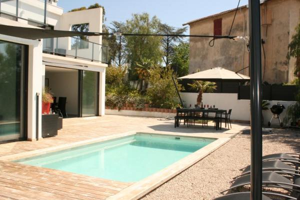 Hotel Pictures: Villa Californienne, Nice
