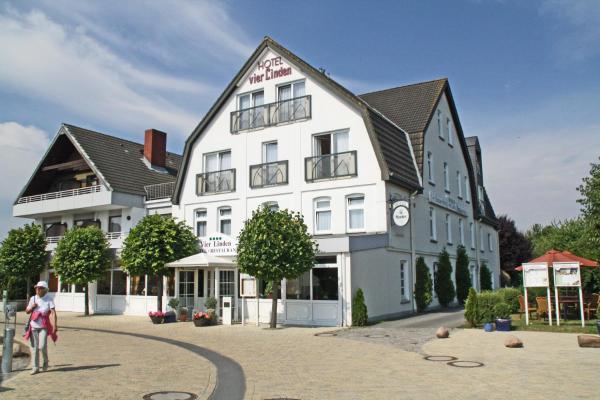 Hotel Pictures: Hotel Vier Linden, Kellenhusen