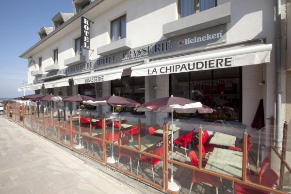 Hotel Pictures: Hotel La Chipaudière, Fort-Mahon-Plage