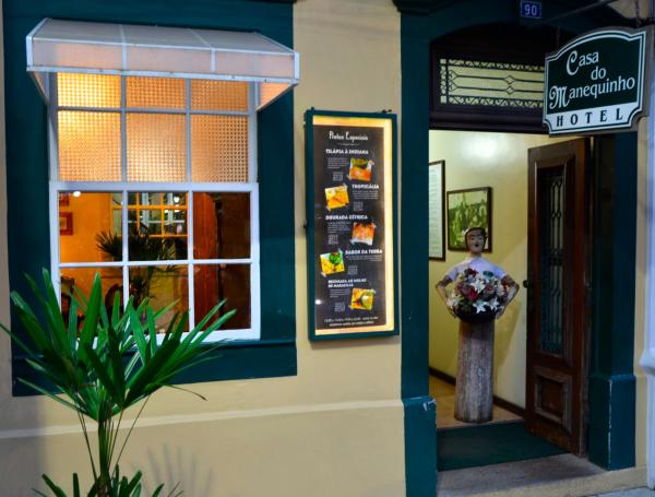 Hotel Pictures: Casa do Manequinho Hotel e Restaurante, Piraí