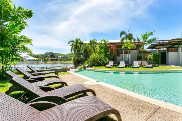 酒店图片: Blue Lagoon Private Apartment, 三一海滩