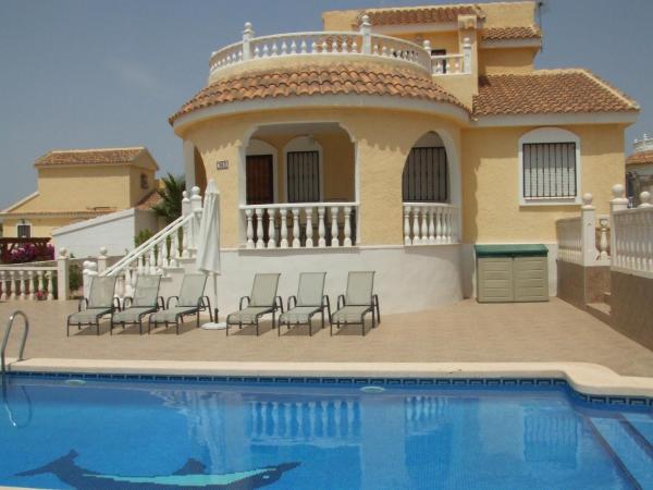 Hotel Pictures: Neptuno B383, El Romero