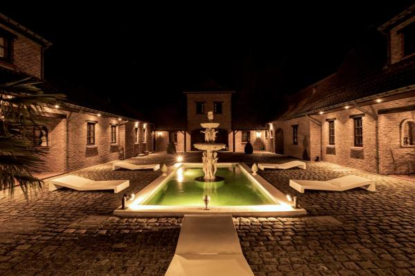 Фотографии отеля: Hôtel & Spa Bagatelle, Dergneau