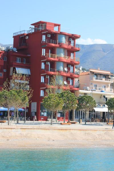 Foto Hotel: Hotel Veizi, Himare