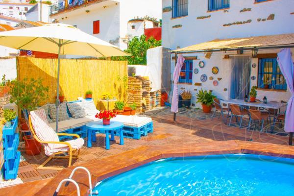 Hotel Pictures: LAS PASAS DE MOCLINEJO, Moclinejo