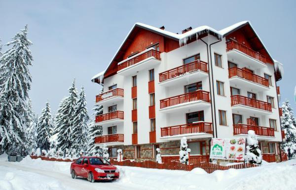 酒店图片: Rila Park Luxury Apartments, 波罗维茨