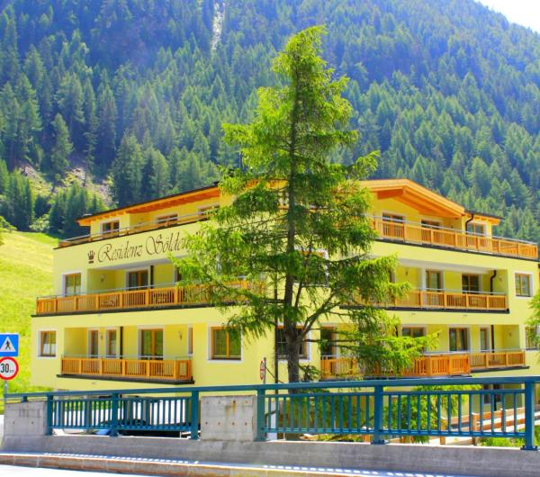 Foto Hotel: A Casa Residenz, Sölden