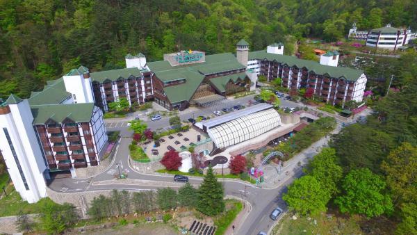Zdjęcia hotelu: Osaek Greenyard Hotel, Yangyang