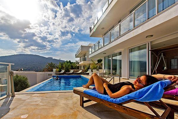 Fotos de l'hotel: Villa Al Nuzha, Kalkan