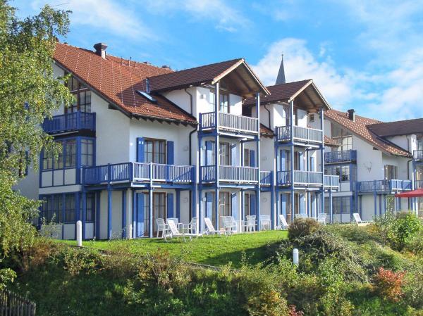 Hotel Pictures: Appartementanlage Sonnenwald (102), Langfurth